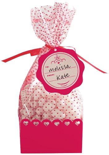 Wilton Marken Inc Martha Stewart Valentine Mini Handy behandeln Taschen
