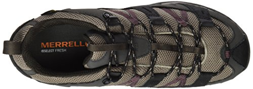 Merrell Siren Sport Gore-Tex®, Chaussures de Randonnée Basses femme Gris foncé