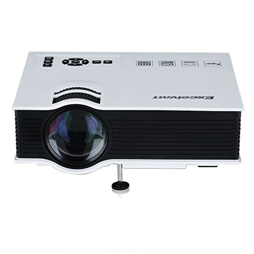 Excelvan UC40 - HD Mini LED Proyector...