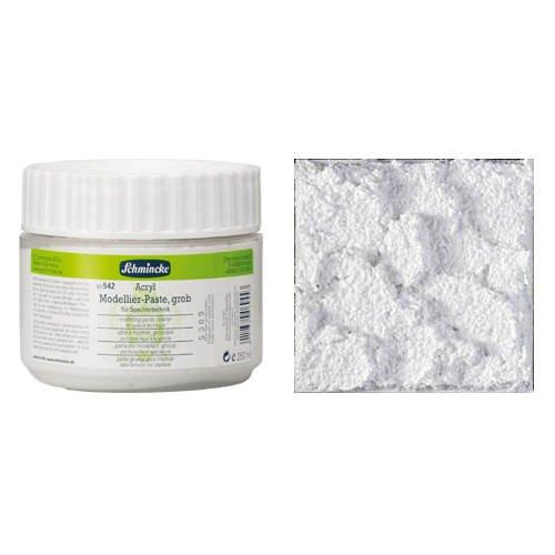 Schmincke Acryl Modellierpaste Grob, 250 ml [Spielzeug]
