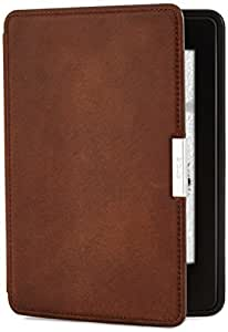Amazon Limited Edition Kindle Paperwhite Premium Leather Case - not compatible with 2018 release (10th Generation)
