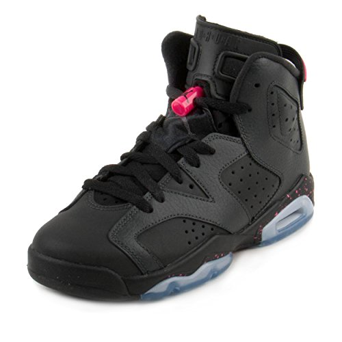 Pink Anthracite/Black/Hyper Pink (GS) (4 M US Big Kid) ()