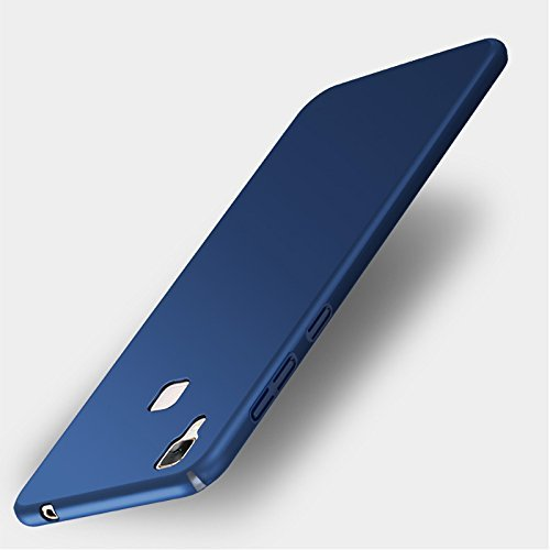 Vivo V3 Max Back Cover, Johra 4 Cut All Sides Protection Sleek Ipaky Blue Hard Case Back Cover For Vivo V3 Max Back Cover