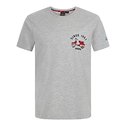 Merc of London Ludlow, T-Shirt Homme