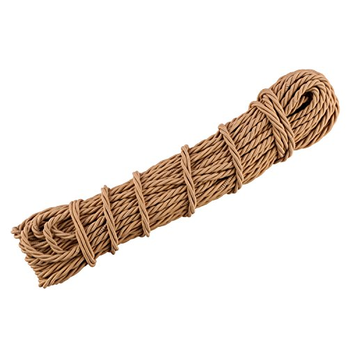 autofy multi purpose rope for leg guard for all bikes (brown) Autofy Multi Purpose Rope for Leg Guard for All Bikes (Brown) 41kfyROQgqL