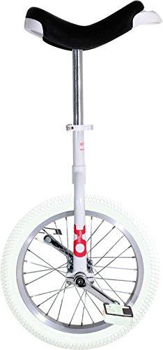 Einrad OnlyOne 16 Zoll weiß Indoor Alufelge Reifen weiß 3095030300