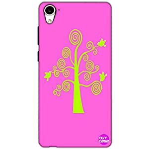 Designer HTC 826 Case Cover Nutcase -Tree Of Life
