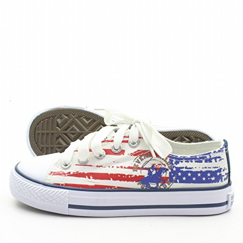 BH5059 Beverly Hills Polo Club Logoprint Sneekers Low Tops for Boy/Girl >      > Lo Top Sneakers pour garçon / fille White (blanc)