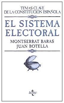 El sistema electoral (Derecho - Temas Clave De La Constitución Española) por Juan Botella Ausina