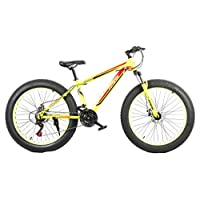 Fitness minutes Fat Bike, M3-F-Yellow