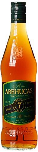 Arehucas Ron Club 7 Jahre Rum (1 x 0.7 l) - Unternehmen Minze