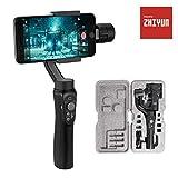 CINEPEER C11 Smartphone Gimbal Handy Stabilisator 3-Achsen Handheld Phone Stabilizer bis zu 200g 6 Zoll für iPhone 11 Pro X XS XR 8 7 Plus SE, Samsung S10 9 8 7 Note, Huawei (Hergestellt von ZHIYUN) -