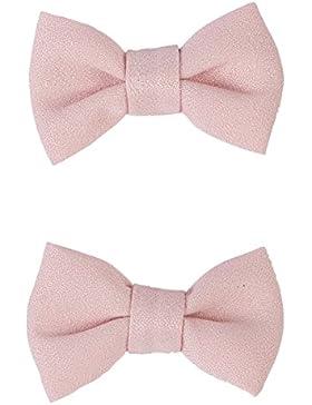 Noukie's Mädchen Stirnband Z699702, Rosa (Blasses Rosa), One size