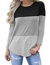 7090c68d74c6b9 Amazon.co.uk  Xinantime  women tops  Clothing