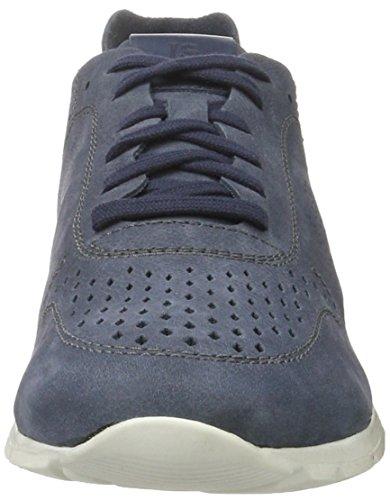 Josef Seibel Tom 25, Sneakers basses homme Bleu jean