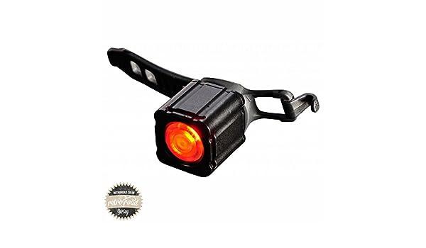 XECCON GEINEA 10 Lumen USB Rechargeable Rear Light