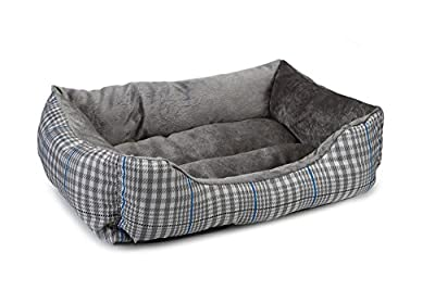 Beeztees Stewart Cat Rest Bed, Grey