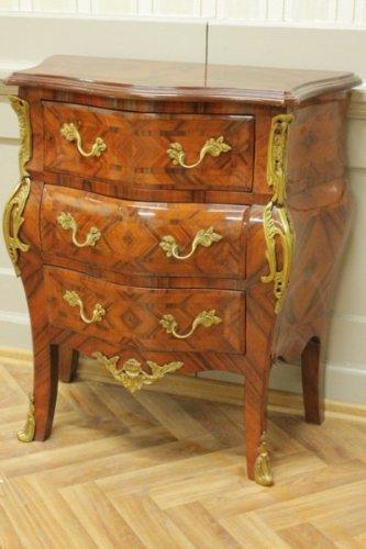 LouisXV Barock Kommode Rokoko Antik Stil AwKm0320sPHz antik Stil Massivholz. Replizierte...