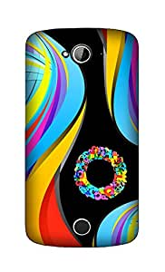 SWAG my CASE Printed Back Cover for Acer Liquid Z530