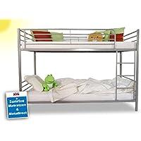 Gut Etagenbett Hochbett 90x200 Cm Inkl. Sunrise Matratzen Und Lattenrost.  Kinderbett Mit LGS Sicherheitsprüfung /