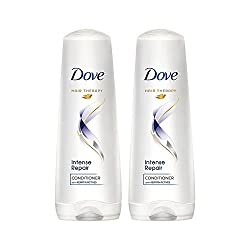 Dove Intense Repair Conditioner, 170ml+11%=190ml (Pack of 2)