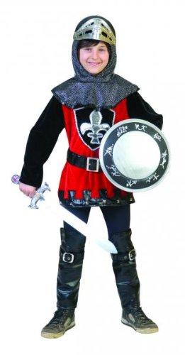 Ritter Anselm Kostüm Kinder Gr. (Dunkle Ritter Kostüme Kinder)