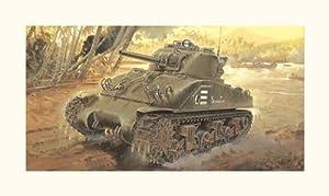 Dickie-Tamiya - Maqueta de Tanque Escala 1:35 (D6441) Importado