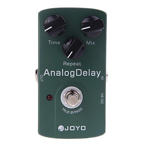 JOYO JF 33ANALOG DELAY PEDAL EFECTO GUITARRA ELECTRICA TRUE BYPASS