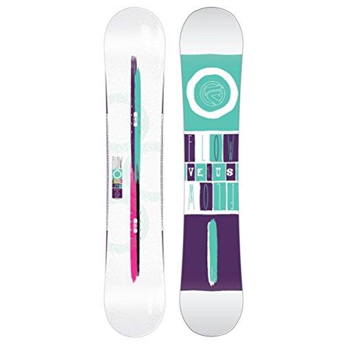 Flow Damen Freeride Snowboard Venus BRT 143 2014 -