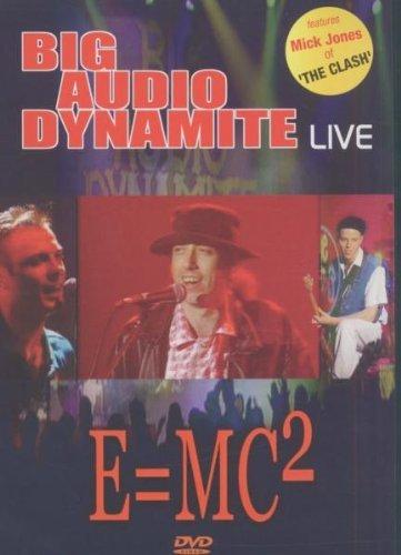 Preisvergleich Produktbild Big Audio Dynamite - Live E = MC2 [1990] [DVD]