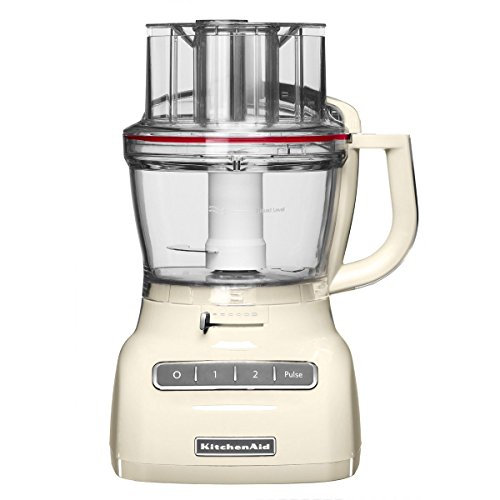 KitchenAid 5KFP1335EAC Food Processor Artisan 3,1 L, creme