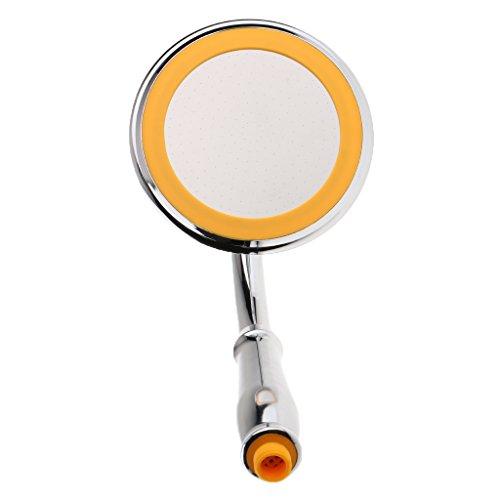 D DOLITY 6 Zoll Handheld Hochdruck Duschkopf Dusche Sprinkler Sprühkopf für Badezimmer