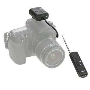 Dörr 371468 Funkfernauslöser P1 (100m Reichweite) für Panasonic/Leica