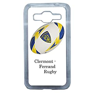 Aux Prix Canons - Etui Housse Coque Rugby Asm 3 Samsung Galaxy J5 2015