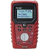 Testboy TV 445 Testeur d'installation DIN VDE 0100-600