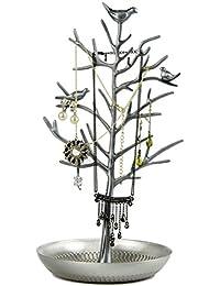 DoubleBlack Organizador Unbespielt árbol y Pájaros