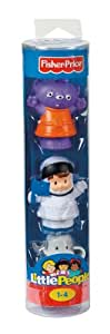 Fisher Price Little People Space Figures