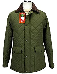 Unisex Hunter Barley Quilted Jacket