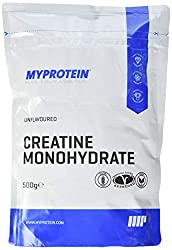 Myprotein Creatine Monohydrate Unflavoured, 1er Pack (1 x 500 g)