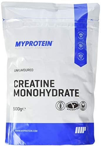 Myprotein Creatine Monohydrate Unflavoured 500 g