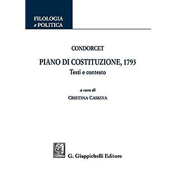 Piano Di Costituzione, 1793. Testi E Contesto