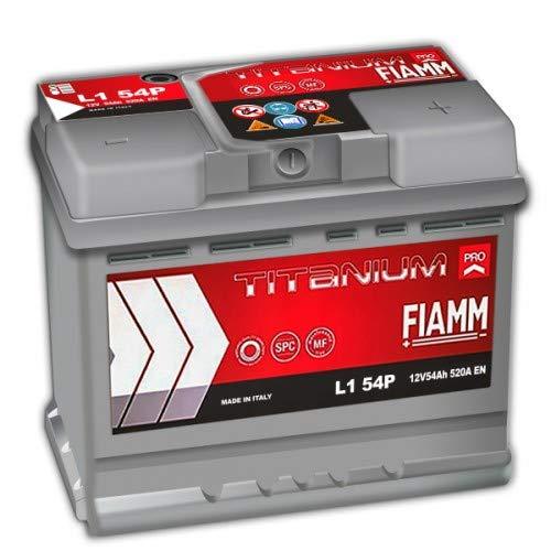 Fiamm Titanium Pro L154P 7905145 54Ah/520A