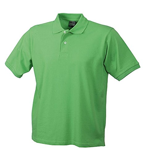 Basic Polo im digatex-package lime-green