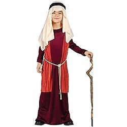 GUIRMA Pastor Roja Árabe Traje niño judío Que Vive Natividad