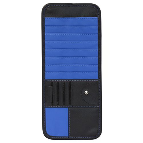 coche-14ranuras-cd-dvd-visera-dics-de-almacenamiento-piel-sintetica-azul-y-negro