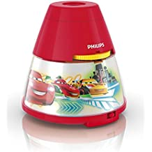 Philips Projecteur Mural Disney Cars