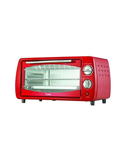Prestige Potg 9 L (red) Oven Toaster Grill