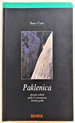 Paklenica: Climbing Guide