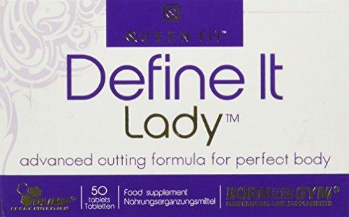 OLIMP Define it Lady, 1er Pack (1 x 65 g) (Cayenne-pfeffer Tee)