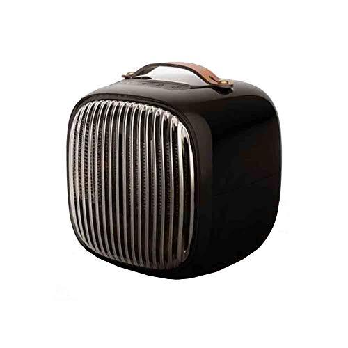 Sunny 800W Mini Ceramica Termoventilatore -Cool E Caldo Oscillazione E 3 Regolazioni...